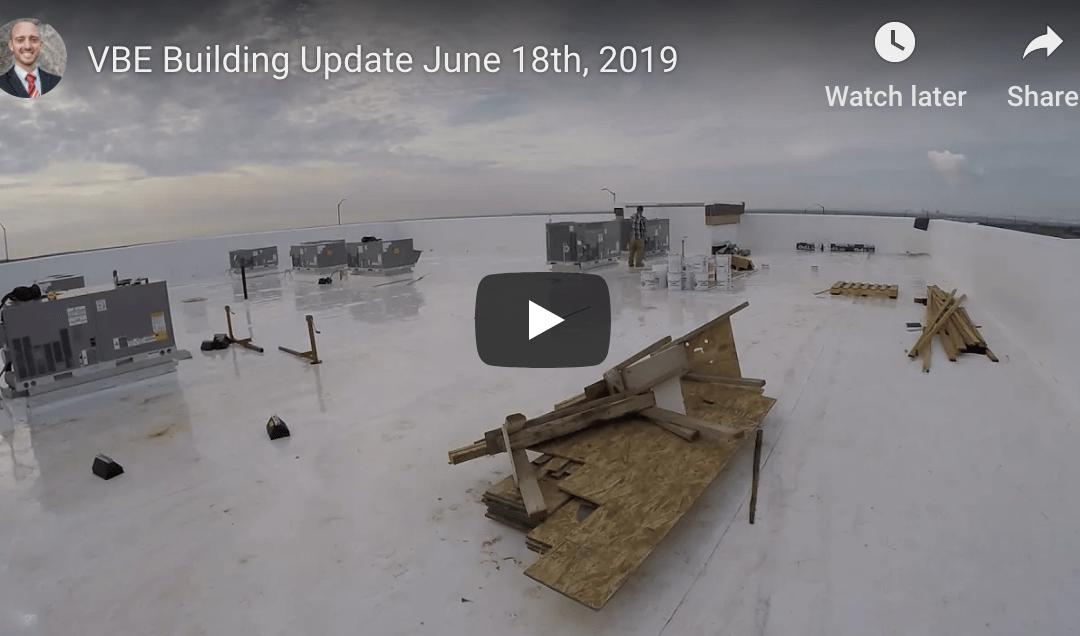 Building Update 06/18/2019