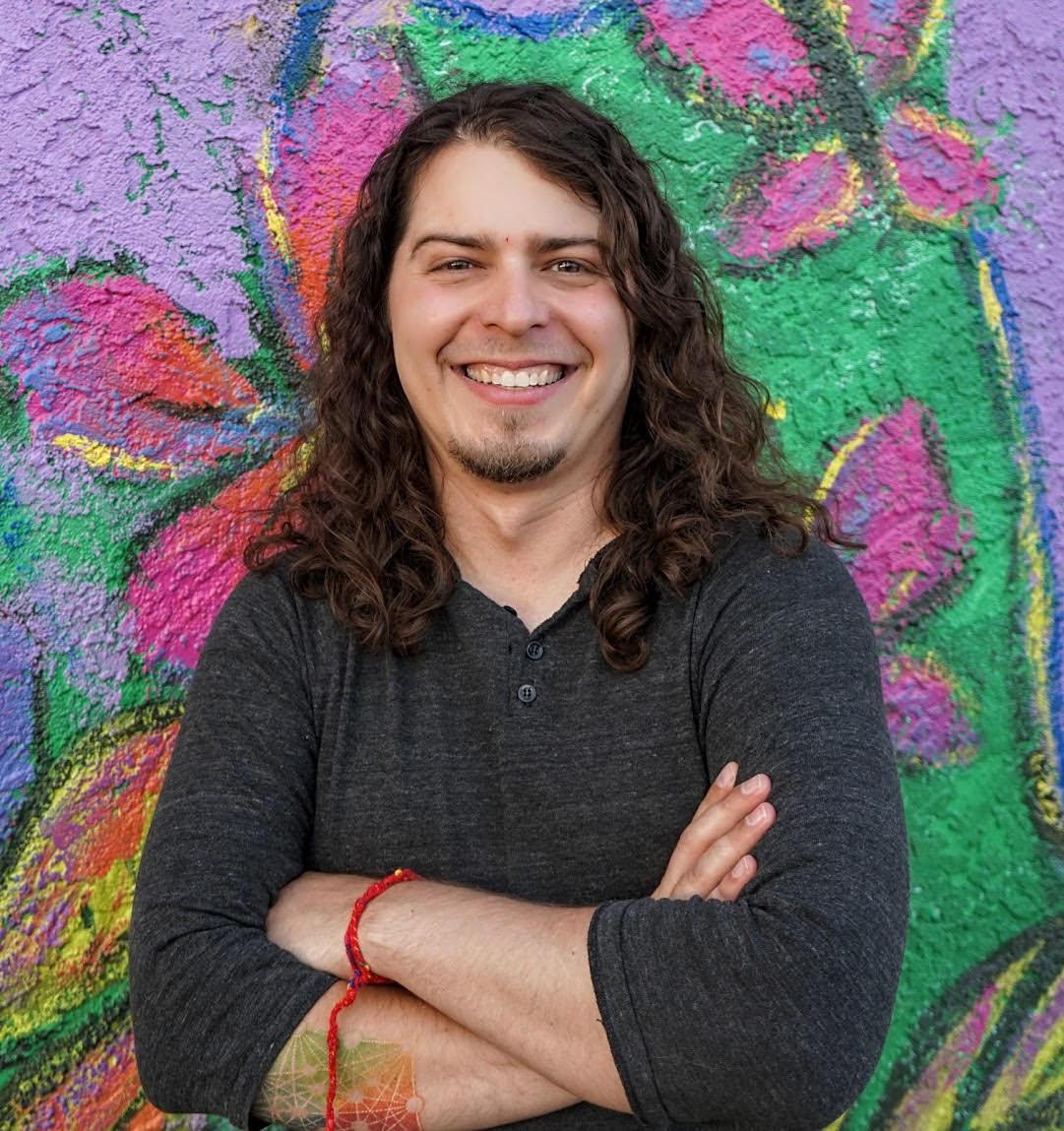 Jason Trigo Creative Arts Coordinator staff at Top Performing School Pueblo
